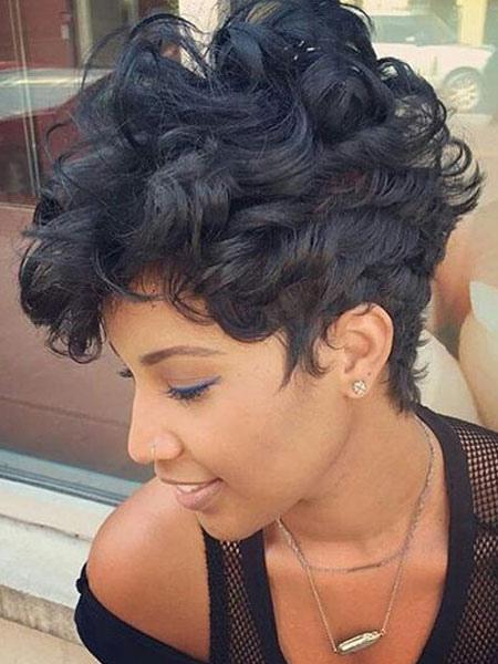 Black Afro Wig Layered Barrel Curls Short Women Human Hair Wig Cheap clothes, free shipping worldwide