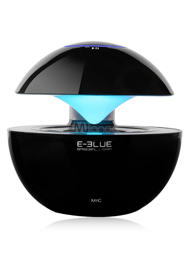 Buy Wireless Bluetooth Speaker E BLUE LED Light Effects Music Control Stereo Smart Portable Speaker for $20.00 in Milanoo store