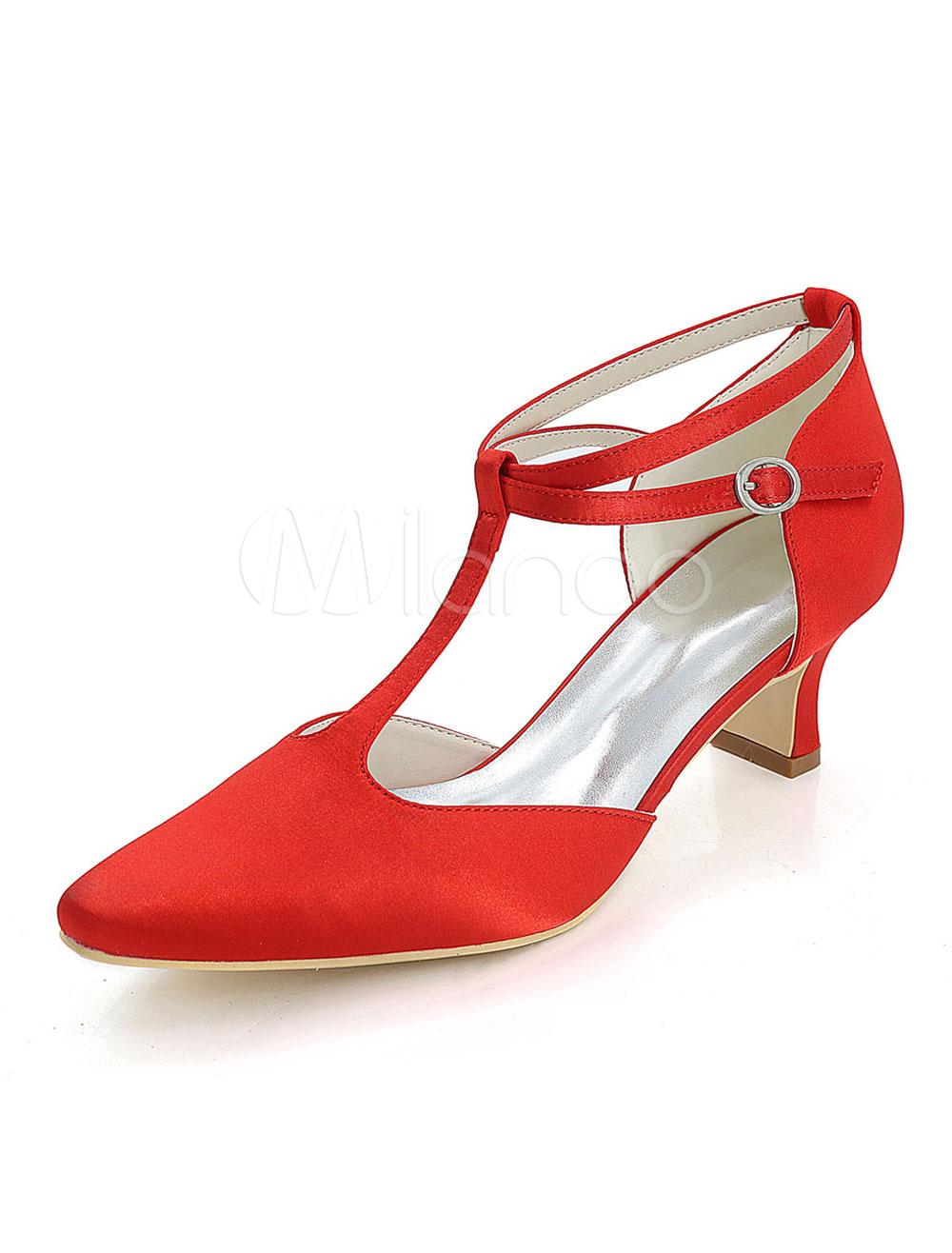 86e71fa3a712a Rote Hochzeitsschuhe Großhandel Rote Hochzeitsschuhe Online ...