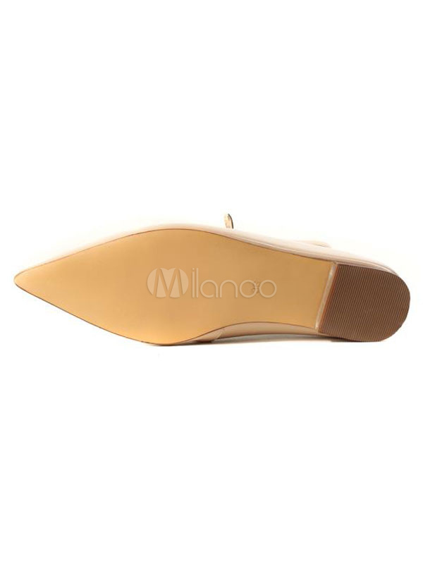 Zapatos planos de puntera puntiaguada Cremallera Planos para mujer estilo street wearColor liso shangyi No personalizable piel–Latin–Mujer negro negro Talla:us5.5 / eu36 / uk3.5 / cn35 YkweQmB5