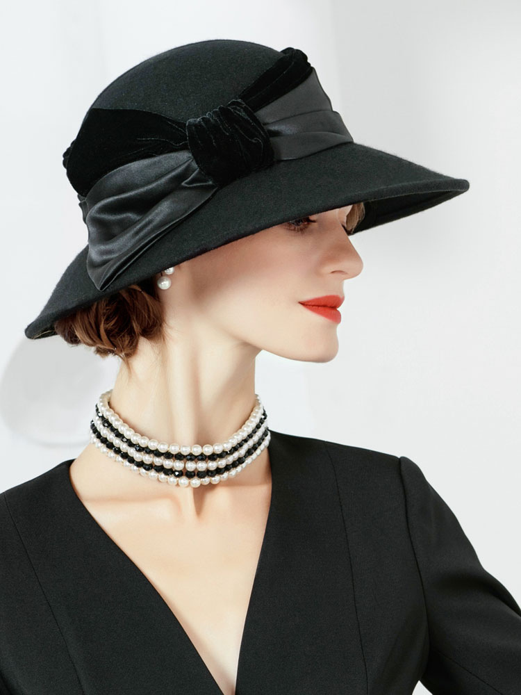 Disfraz Retro de lana suave complementos con gorra - Milanoo.com 387b40b8936