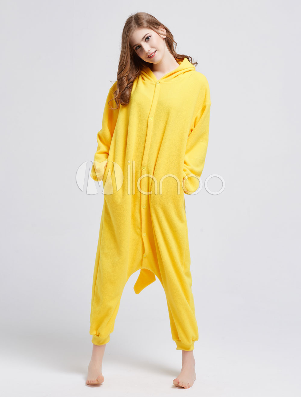 Kigurumi pajamas for sale in Vuheart are manufactured by highly skilled factory who has 6 years experience to produce Japanese animal onesies, and they are one of the most respected and successful kigurumi manufacturer. We pays great attention to detail by using the highest quality material ensuring that your Kigurumi pajamas will last.