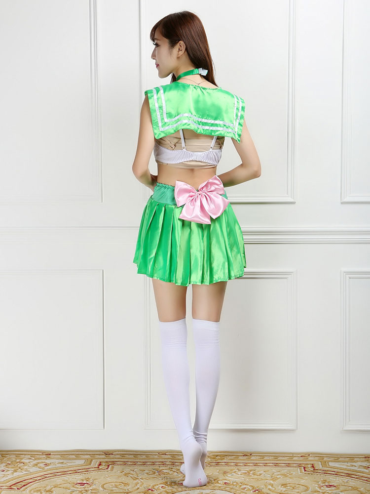 Sexy sailor jupiter costume
