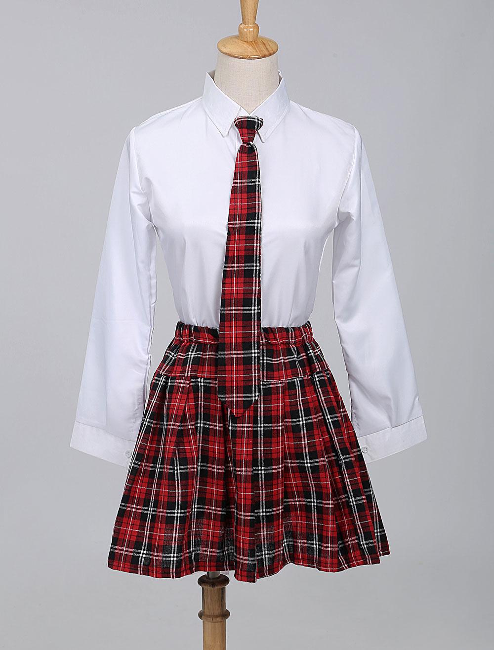 Anime School Girl Uniform Kawaii British School Uniform Suit
