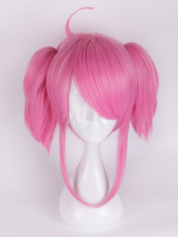 Buy LOL Cosplay Costume League Of Legends Lux Halloween Cosplay Wig LOL Cosplay Wig Halloween for $29.59 in Milanoo store