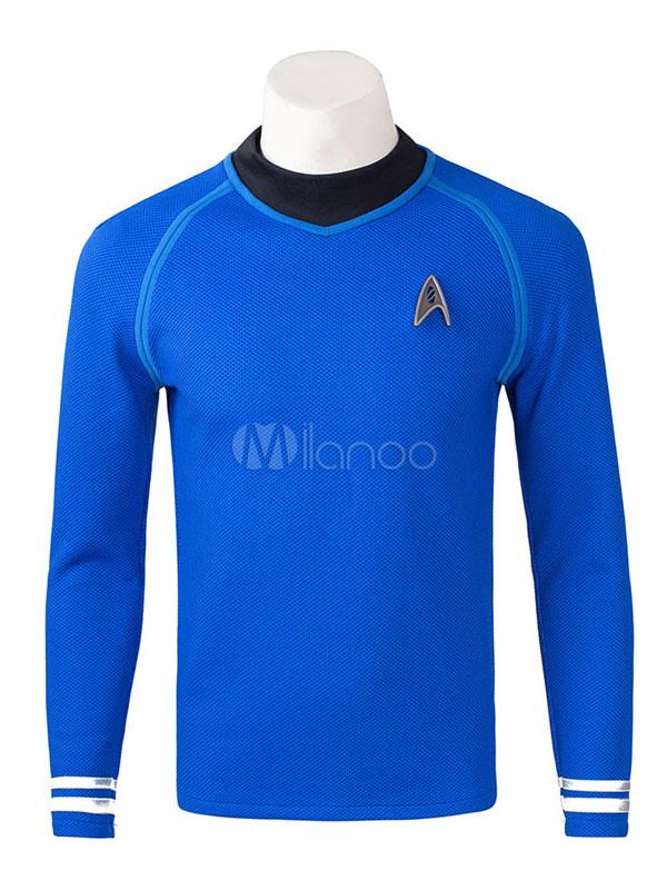 Buy Star Trek Cosplay T Shirt Halloween for $46.79 in Milanoo store