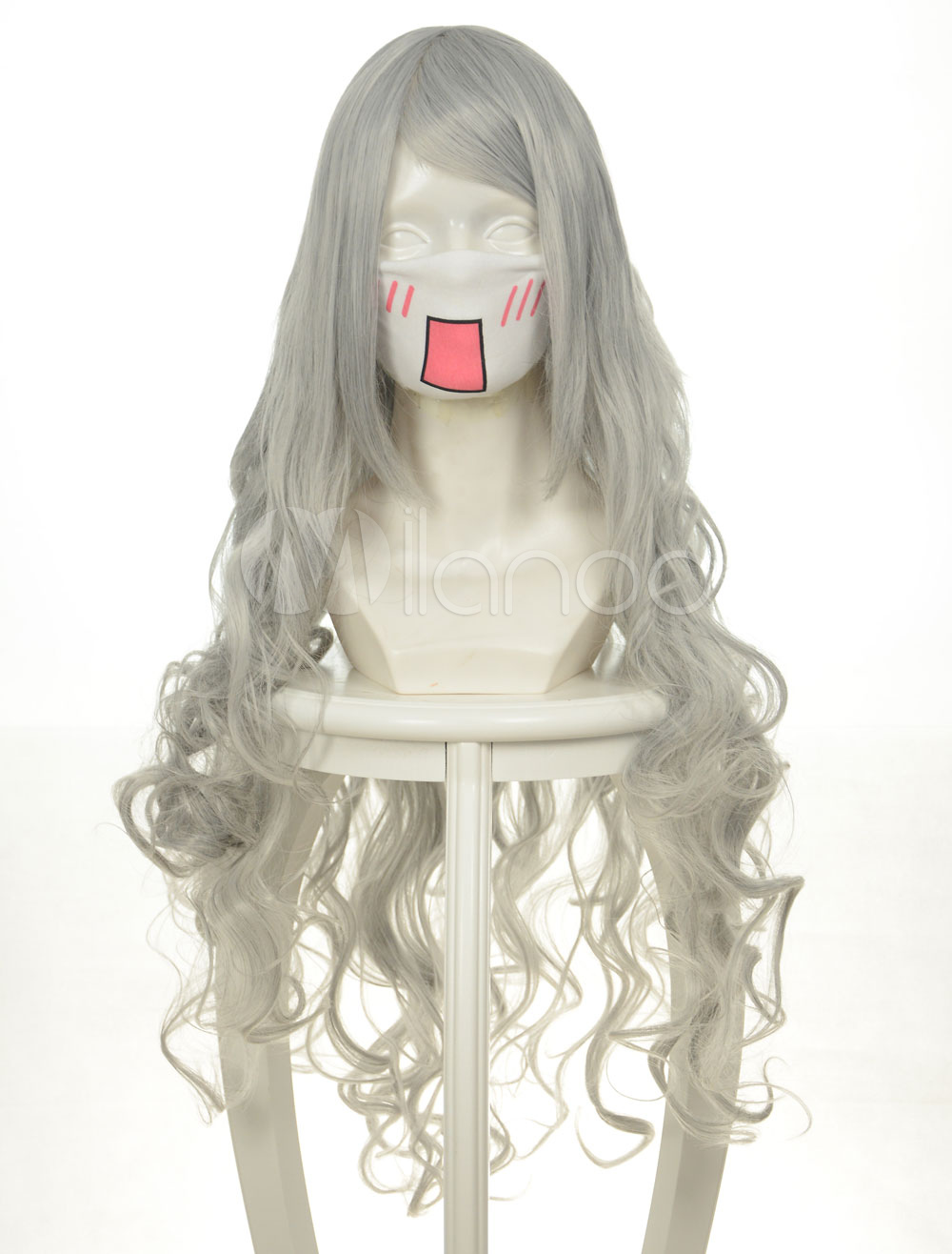Fairy Tail Mirajane Strauss Cosplay Wig Halloween