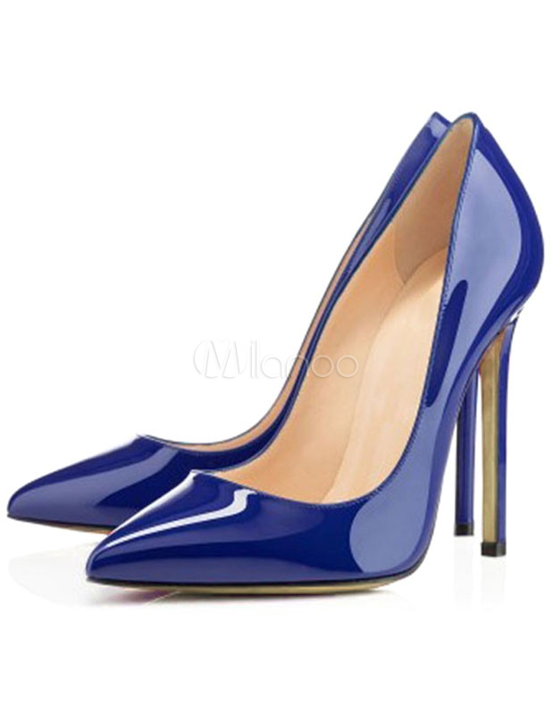 High Heels Pointed Toe Stiletto Heels