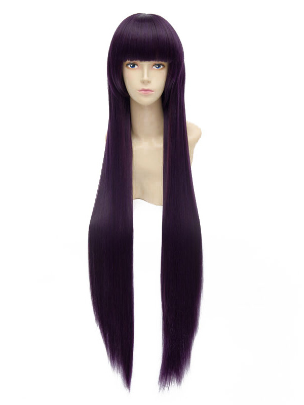 Buy Sailor Moon Sailor Mars Halloween Cosplay Wig Heat-resistant Fiber Hino Rei Halloween for $15.29 in Milanoo store