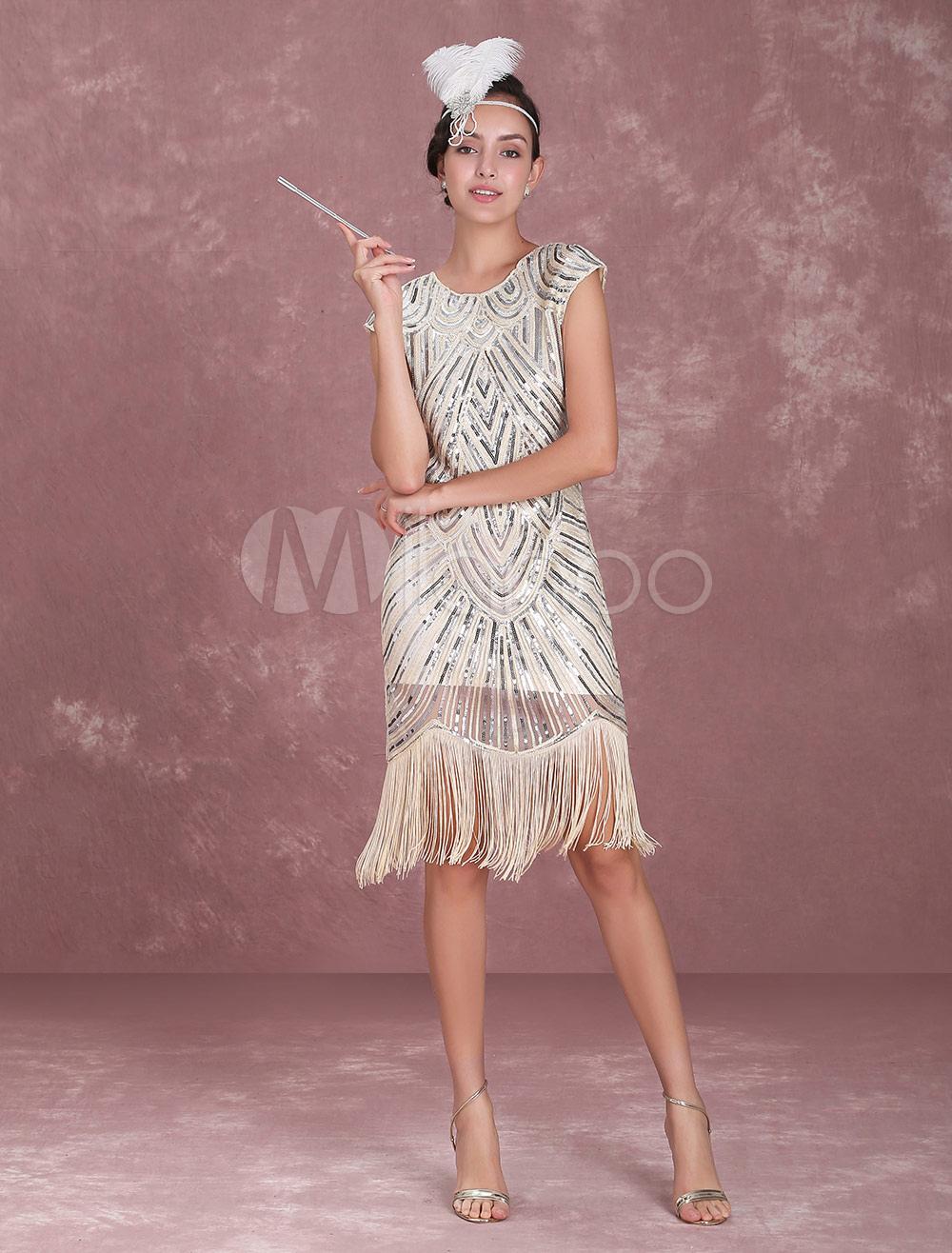 Charleston kleid vintage