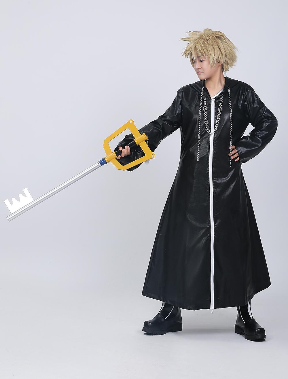 ... Kingdom Hearts Organization XIII Roxas Cosplay Costume Halloween-No.7  ... 56308fa69e9a