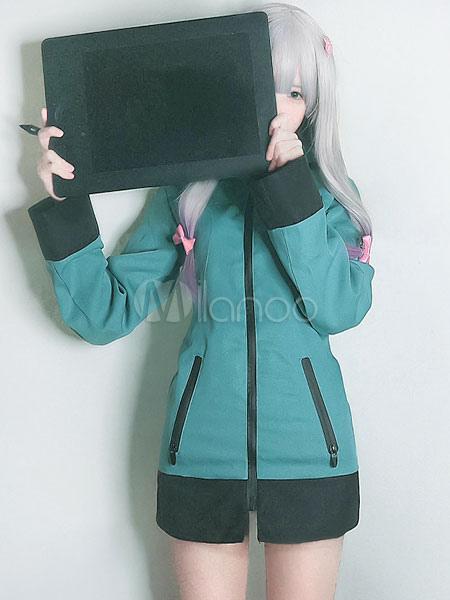 Buy Eromanga Sensei Izumi Sagiri Cosplay Costume Halloween for $31.49 in Milanoo store