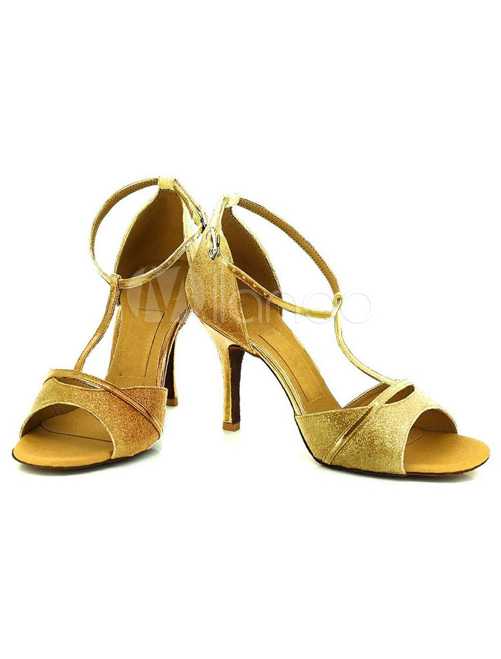 De tacón con lentejuelas dos colores danza azul zapatos mujer modificados para requisitos particulares zapatos de salón de baile 8EW2J