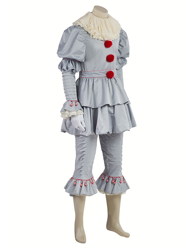 Stephen King Pennywise Halloween Cosplay Costume