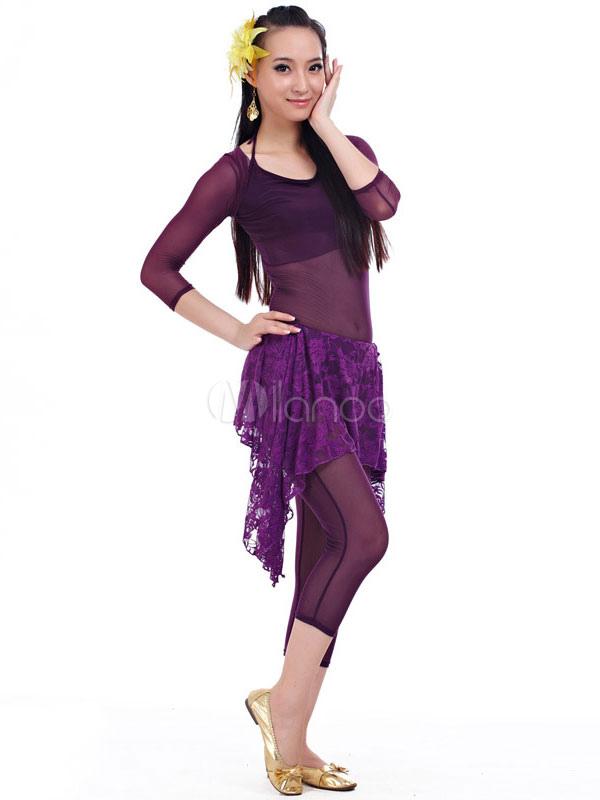 Cadena de la cintura traje de danza del vientre de encaje bufanda de ...