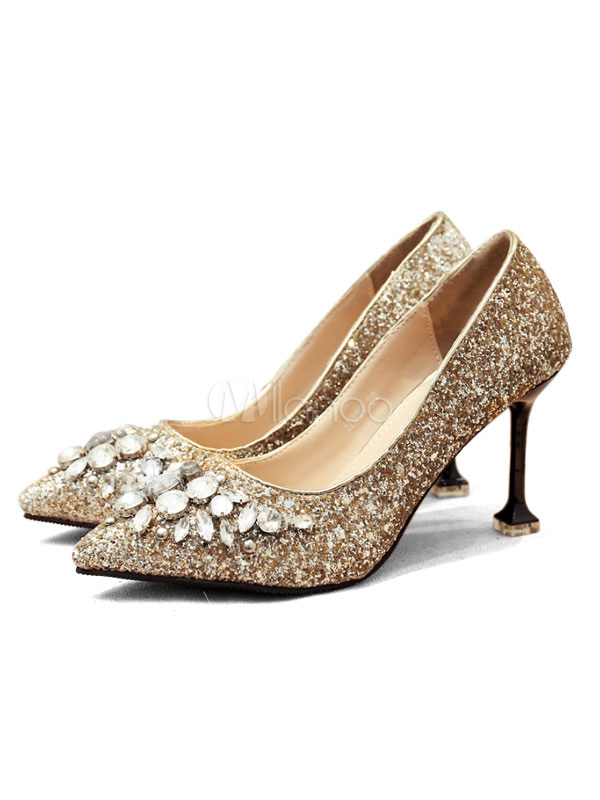 Zapatos de puntera puntiaguada de tacón de stiletto Invierno estilo moderno QcN73svhTa