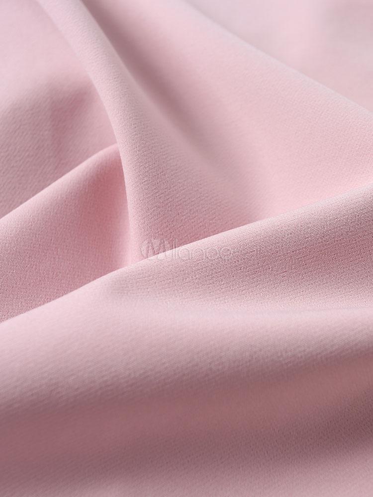 2014840255d032 Attrayant costume pour femme Douceur rose en coton avec rayure à volants  street style