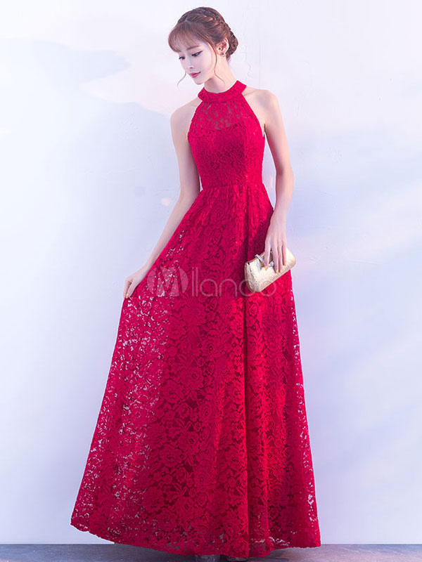 Women Lace Dress Red Long Party Dress Sleeveless Summer Dress March 2018. New collection, free shipping.