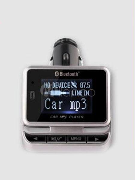 سيارة مشغل Mp3 المزدوج منفذ Led شاشة التحكم عن بعد Tf بطاقة دعم