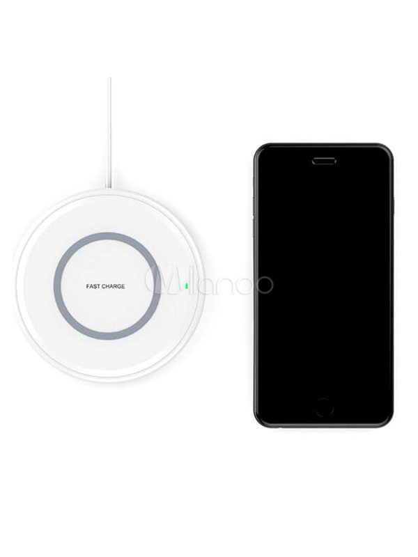 new styles 4939e 6ef2d IPhone X Wireless Charger Slim Design Quick Charge 2.0 Convert Ratio 80%  Fast Charger