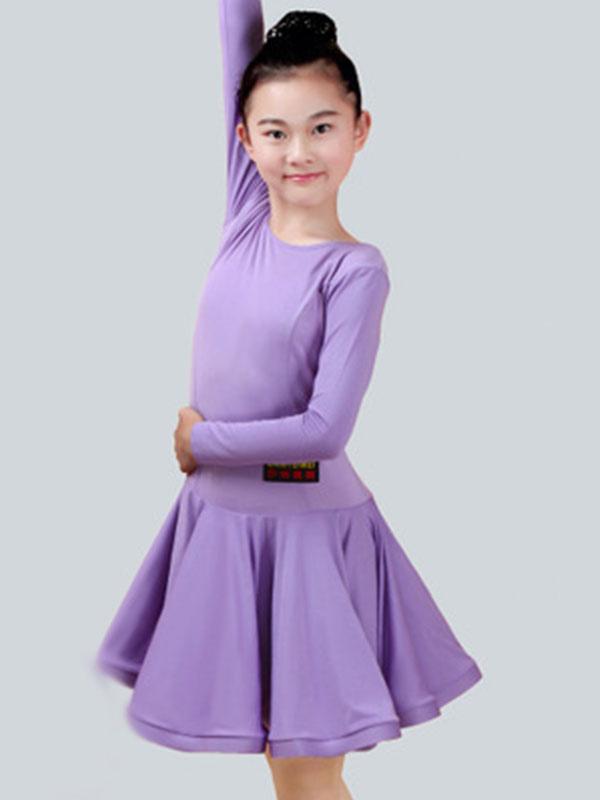 Lujo Niños Vestidos De Baile Del Reino Unido Cresta - Vestido de ...