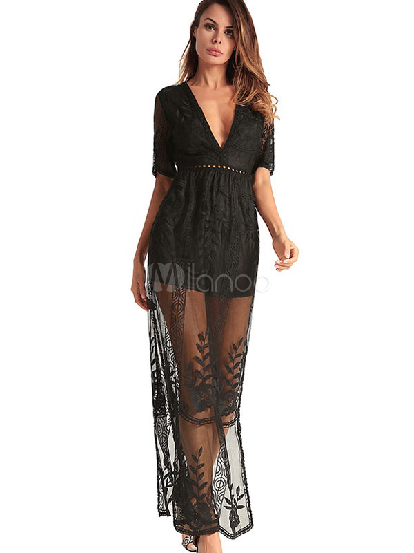 V-Neck Summer Dresses