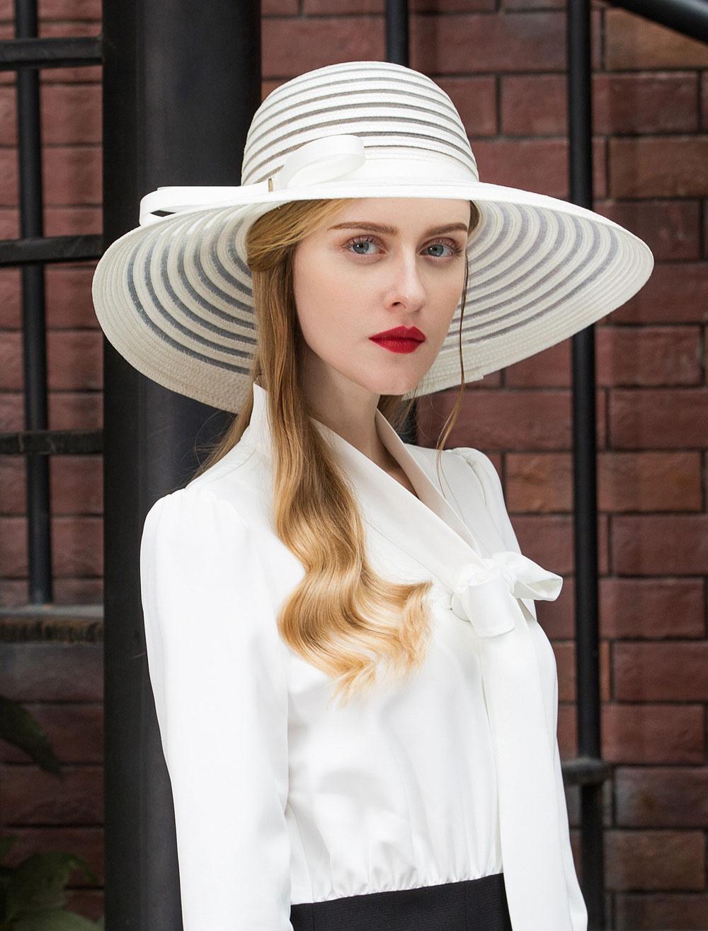 Berretto // Cappello French Maid Hat Fancy Dress Costume Accessory