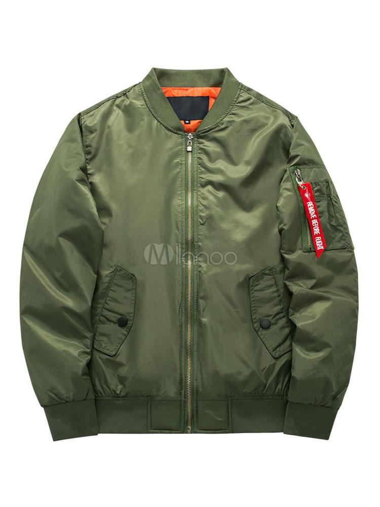 giacca a vento lunga uomo