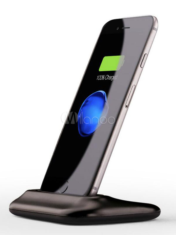 Phone Charging Pad Lightning Charge Anti Skid Phone Stand Charger