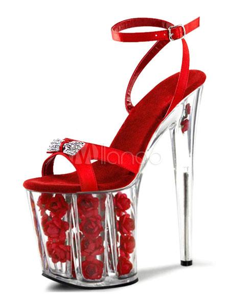 scarpe rosse sexy piattaforma di raso open toe pietre strass arco cinturino sandali con tacco alto sandali con tacco a spillo scarpe con tacchi milanoo com scarpe rosse sexy piattaforma di raso open toe pietre strass arco cinturino sandali con tacco alto sandali con tacco a spillo scarpe con tacchi