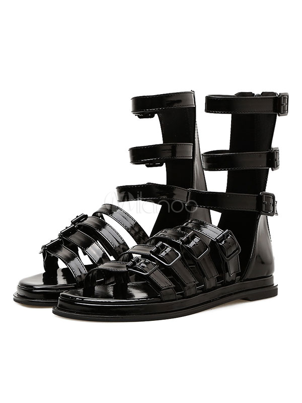 Details about  /Bonnibel Cloudia-1 Womens Strappy Mid-Calf Open Toe Gladiator Stiletto Sandals
