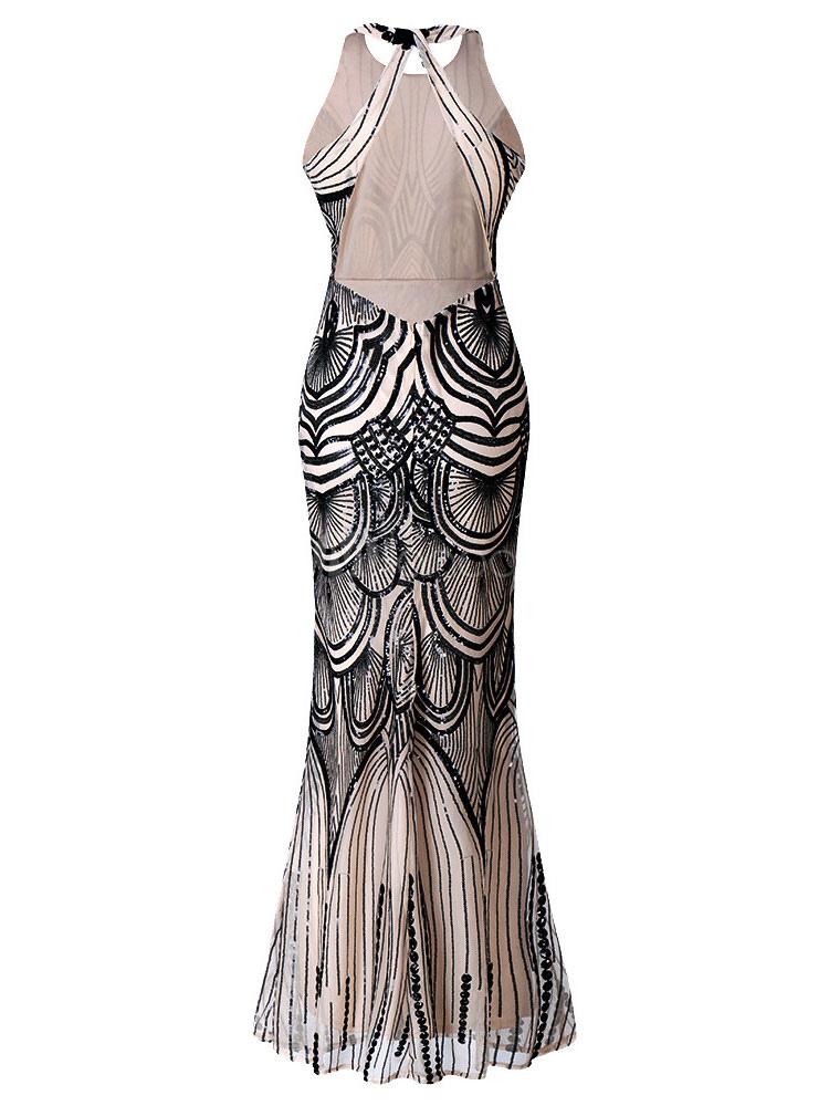 6924add6d13a6 ... Costume retrò flapper 2019 Great Gatsby Flapper Dress Charleston  Costume Halloween 1920s Abito da donna vintage