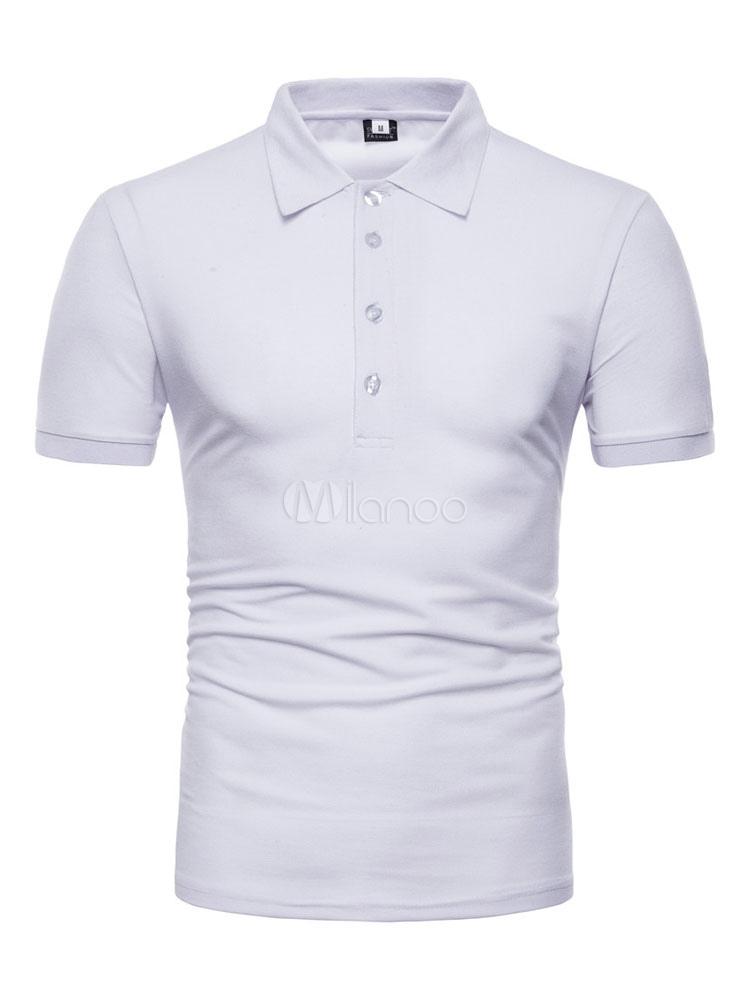 0ead735c2 Men Polo Shirt Patriotic USA Flag Print Slim Fit Short Sleeve T Shirt-No.