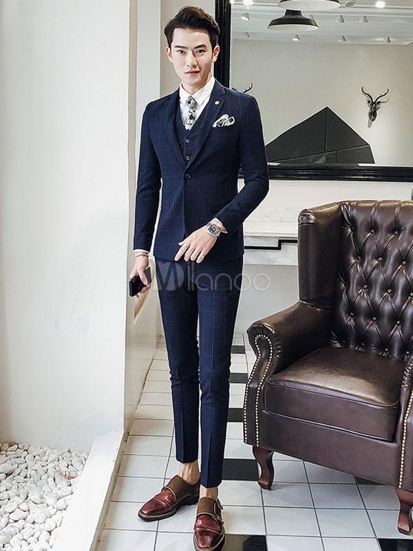 Veste de costume homme tissu