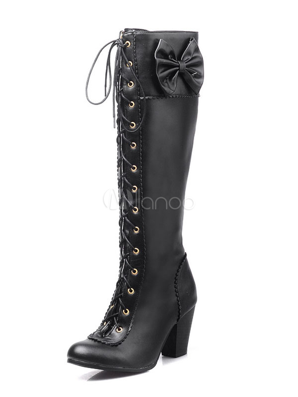 black combat boots women