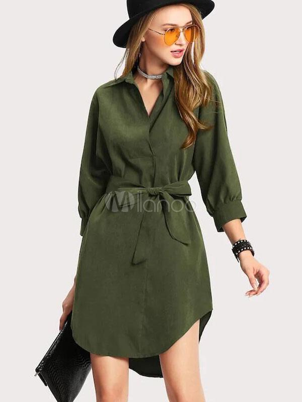 Праздничное Платье Рубашка