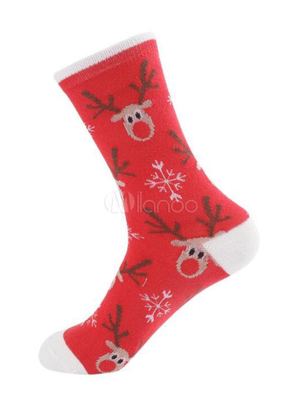 online retailer 18135 1d927 Calzini da uomo in cotone con calzini fantasia da uomo