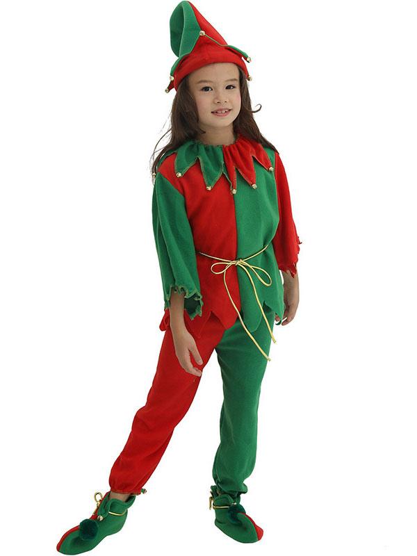 8cd878bf135 Ensemble de 4 pièces de costume de Noël pour enfants - Milanoo.com