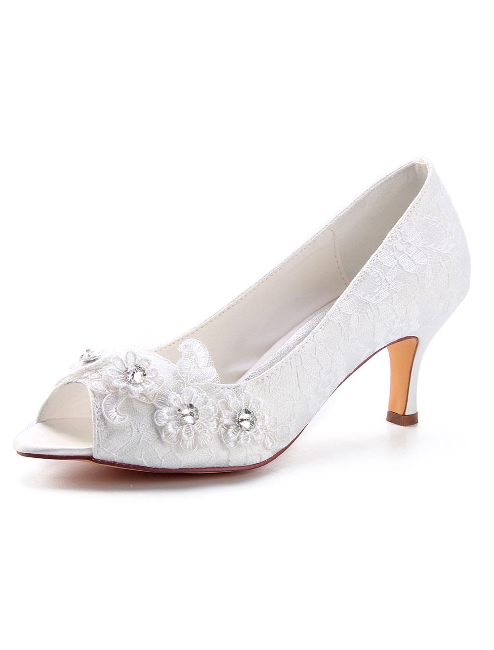 87eff5c88ab62 Perlen Schuhe Großhandel Perlen Schuhe Online | Milanoo.com