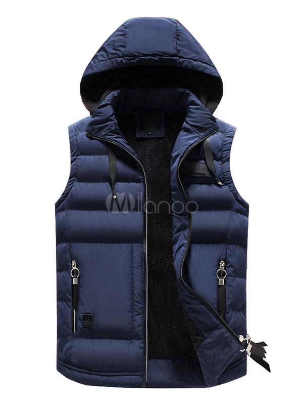 chaqueta sin cremallera con capucha