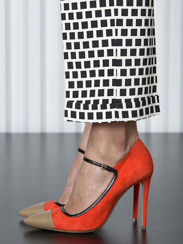 Pumps Damen Schuhe TOP Abendschuh Stiletto High Heels
