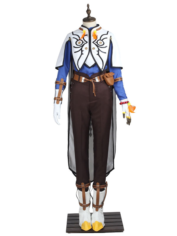Buy Tales Of Zestiria Sorey Cosplay Costume Halloween for $153.99 in Milanoo store
