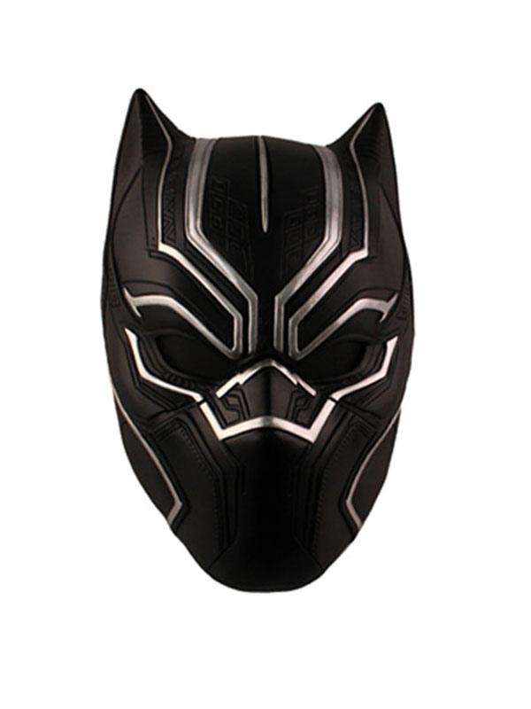 Black Panther Cosplay Mask Marvel Comics Halloween Costume