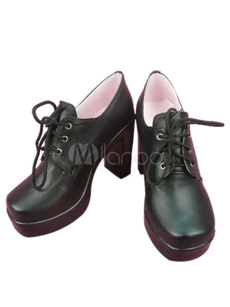 Black Butler Kuroshitsuji Ciel Phantomhive Halloween Cosplay Shoes Halloween