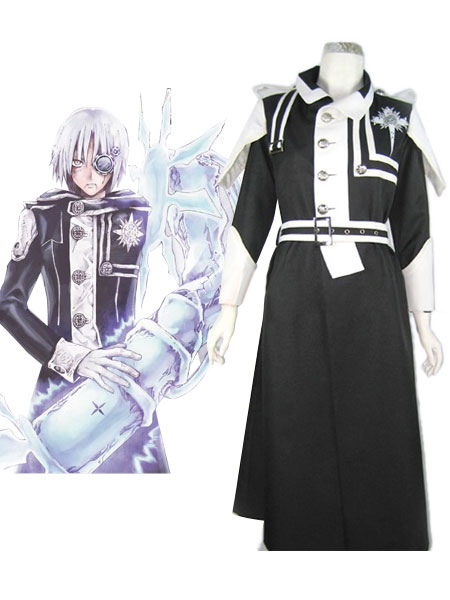 Buy D.Gray Man Allen Walker Cosplay Costume Type B Halloween for $88.31 in Milanoo store