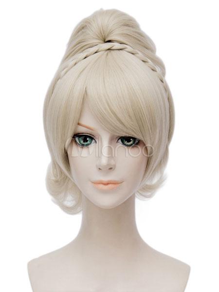Final Fantasy XV Lunafrena Nox Fleuret Luna Caelum Cosplay Wig Halloween