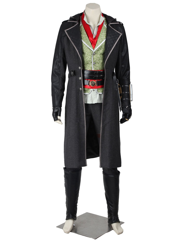 Inspired By Assassins Creed Syndicate Jacob Frye Halloween Cosplay