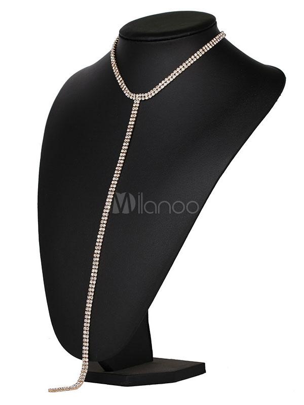 collier en argent strass perles collier de la femme tour de cou. Black Bedroom Furniture Sets. Home Design Ideas