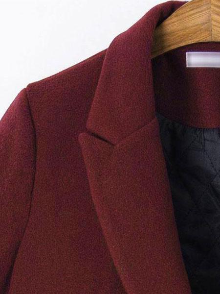 Cappotto invernale da donna - Milanoo.com 0d5e510b1c9