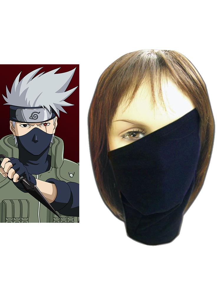 Hatake Kakashi Cosplay Costume with Mask Customize size